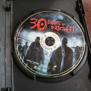 Other - 30 Days of Night DVD Blank Case